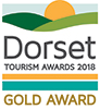 2018 Dorset Tourism Awards Finalist Logo